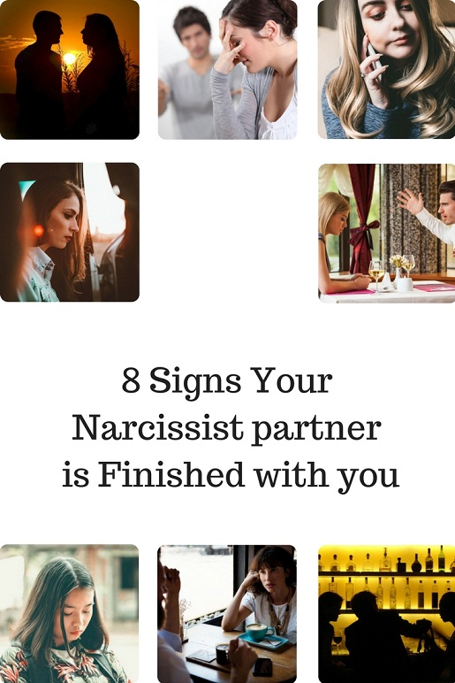 How to know if a Narcissist is finished with you? Here are the 8 signs