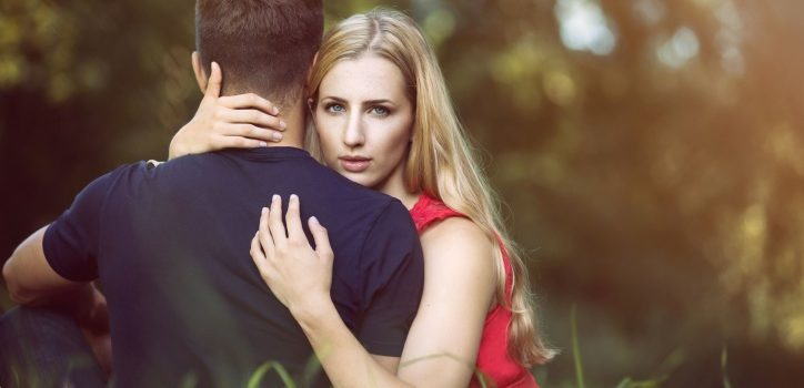 What does it mean when a Guy hugs you first? Is he interested in you?