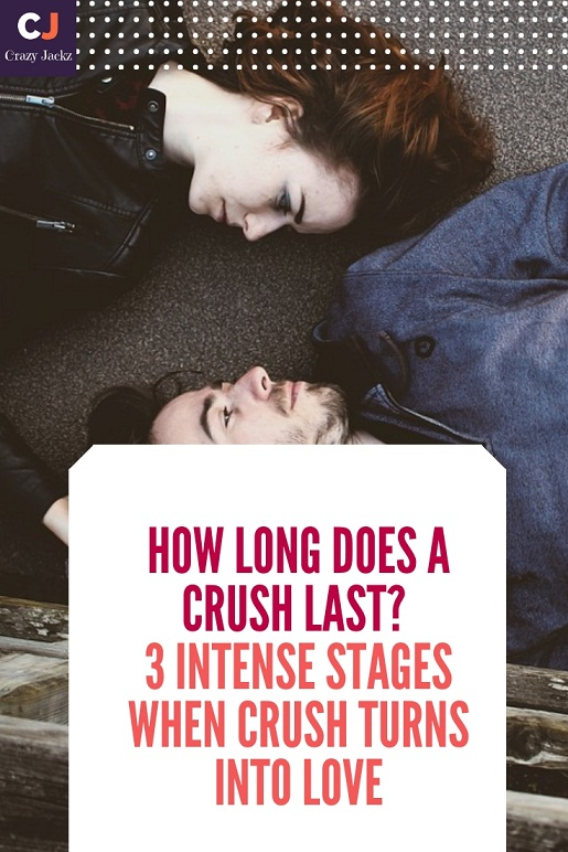 How Long does a Crush last? 3 Intense stages when crush turns into Love