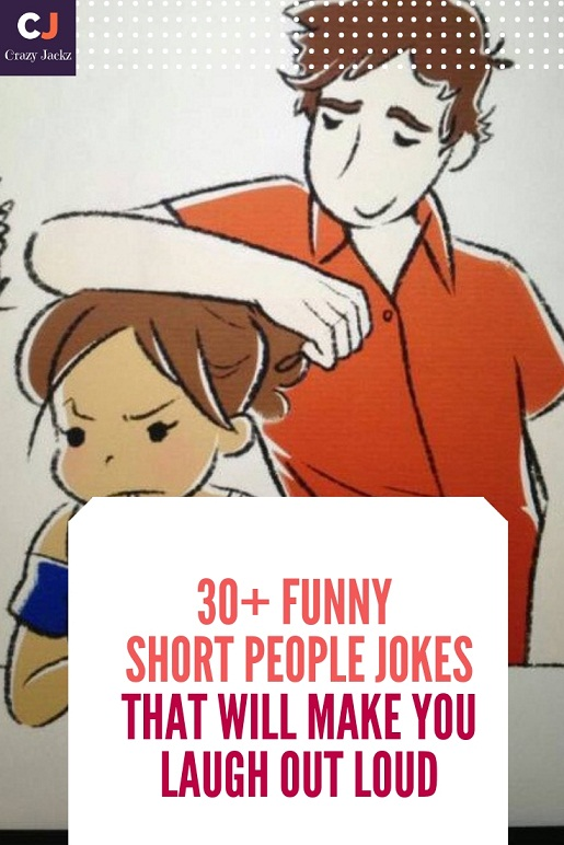 30+ Funny Short people jokes that will make you Laugh out loud